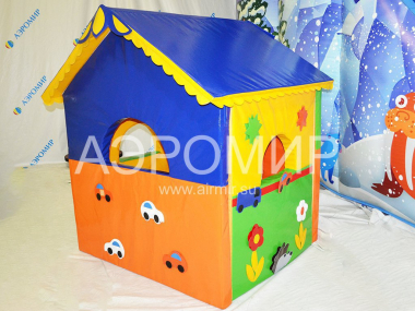 Soft play set House